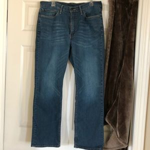 Levi's Straight Fit 514 Jeans 36x30